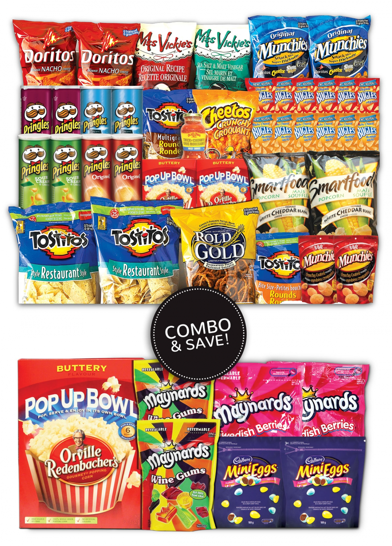 Snack Attack with Extra Value Hamper