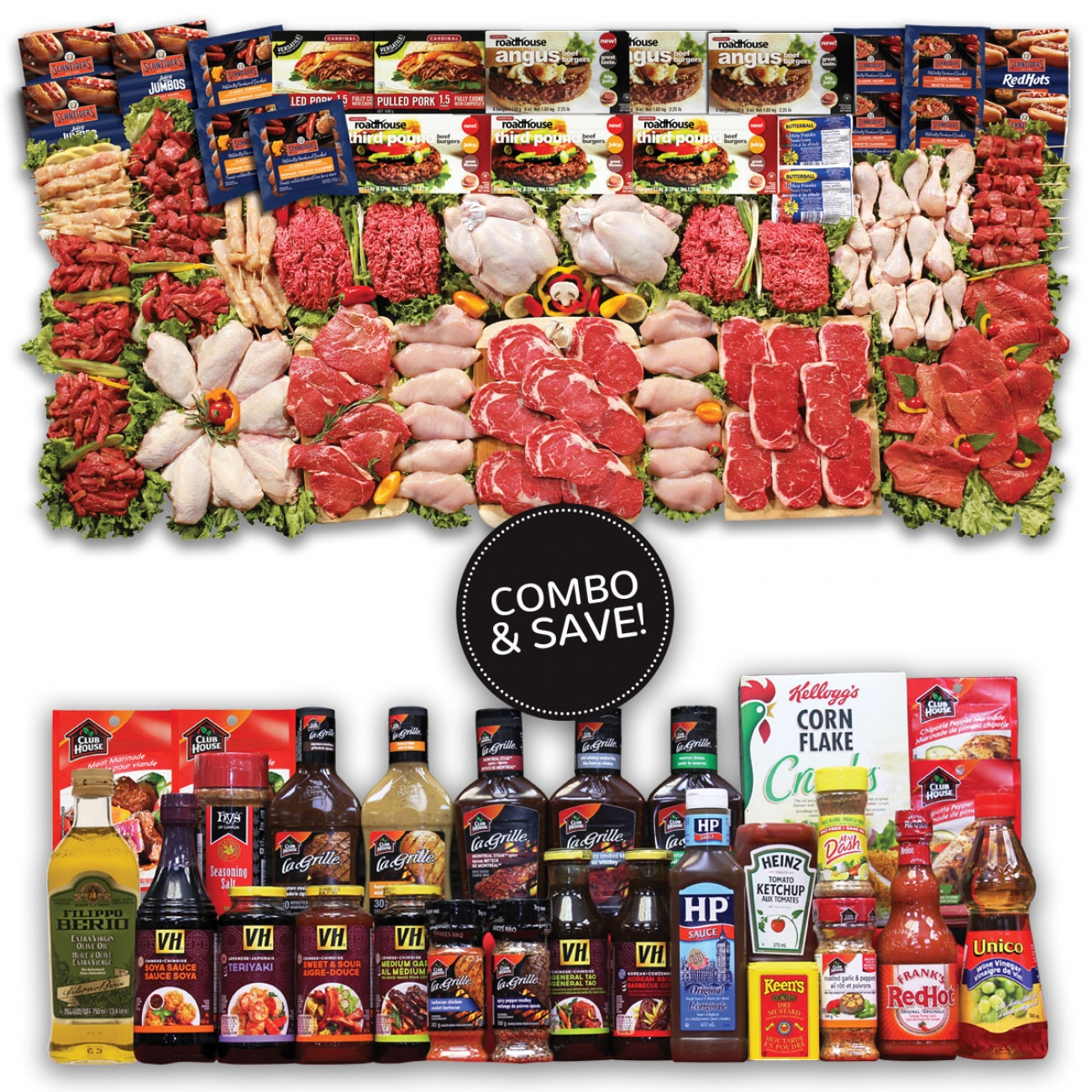 Super Summer Meats & Marinades