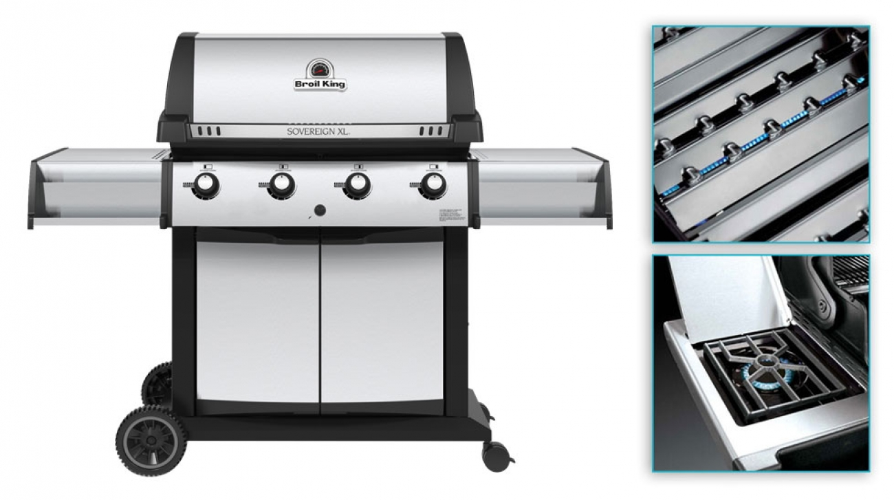 Broil King Sovereign XLS20 Propane