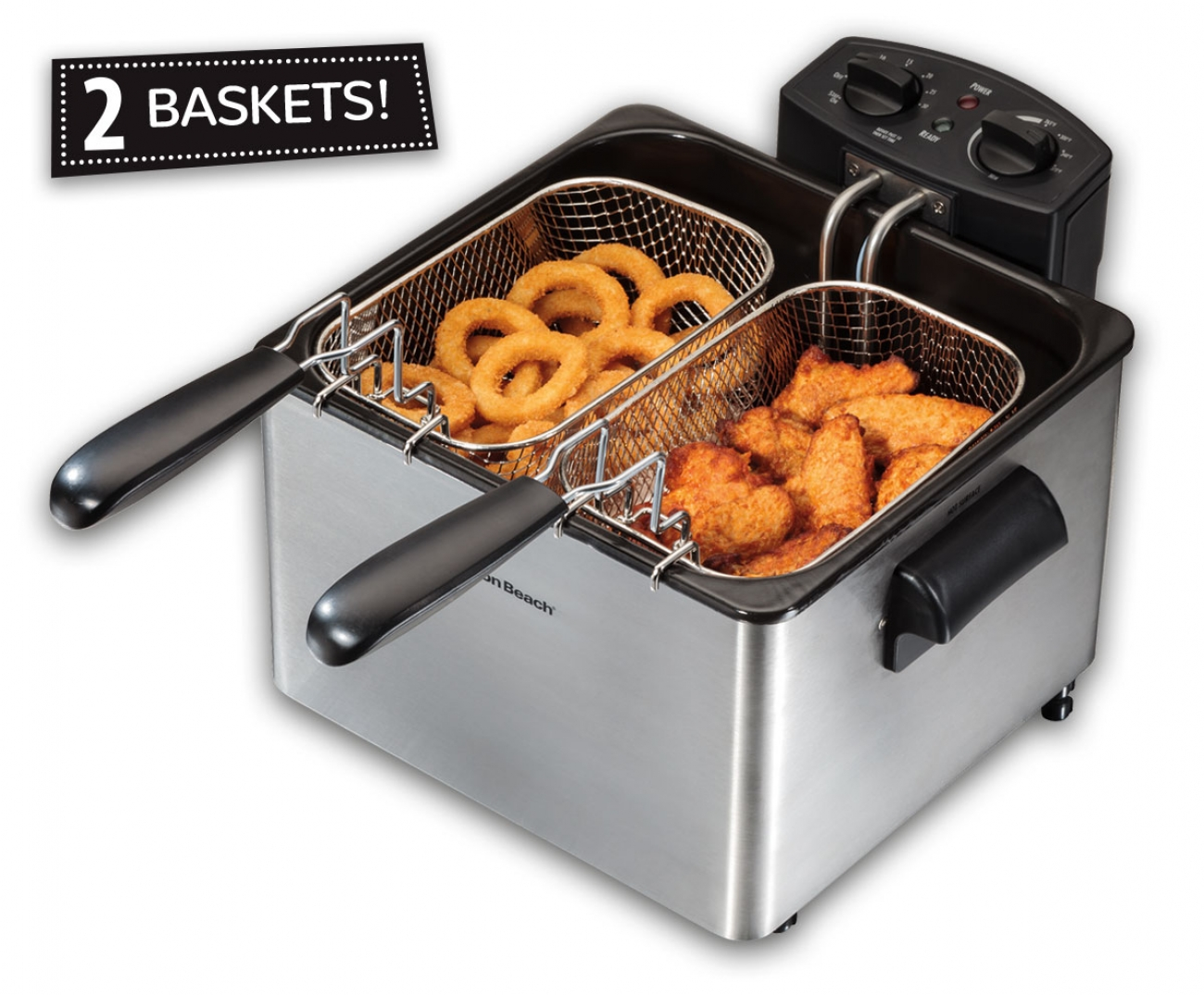 HB Professional Style Deep Fryer