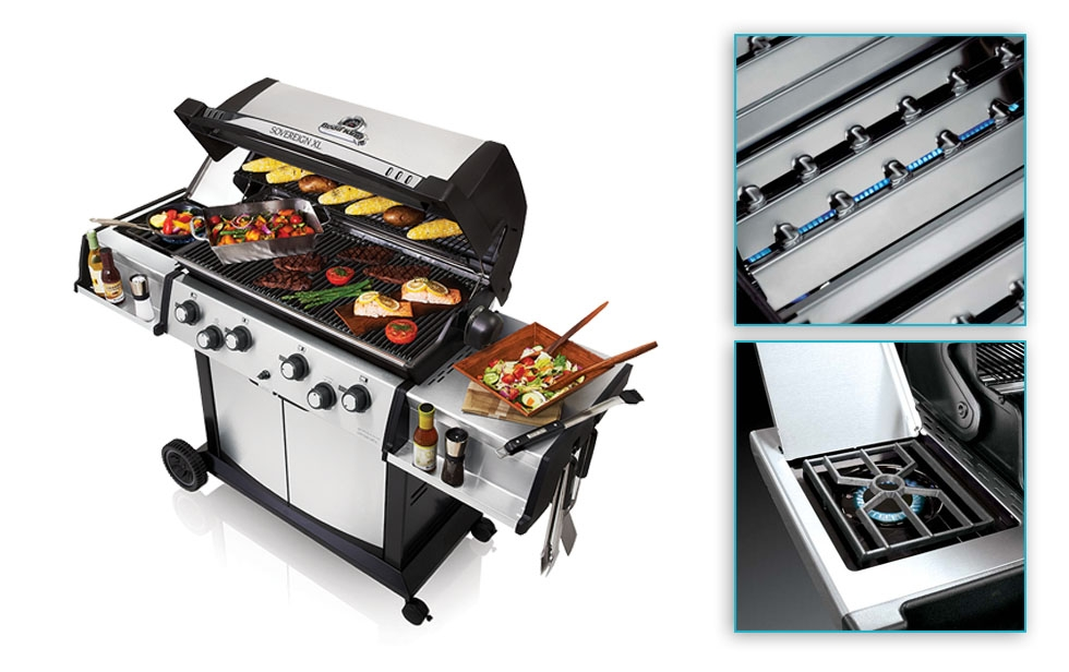 Broil King Sovereign XLS220 Propane