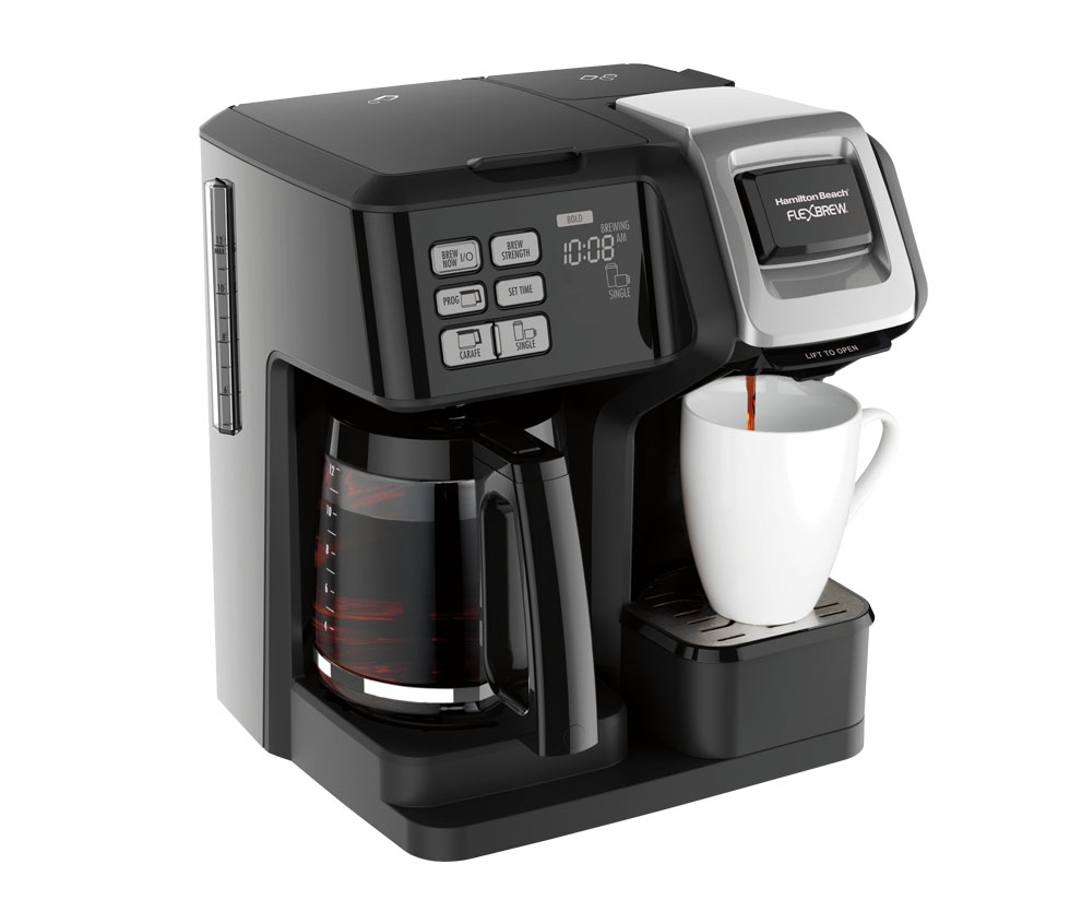 Hamilton Beach FlexBrew Two-Way Coffee Maker