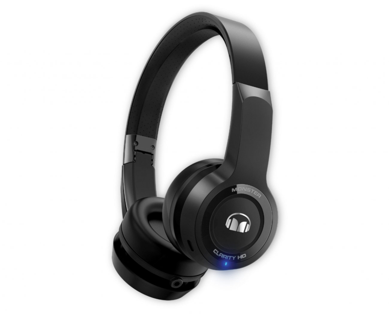 Monster Clarity Over-Ear Wireless Headphones w/Mic