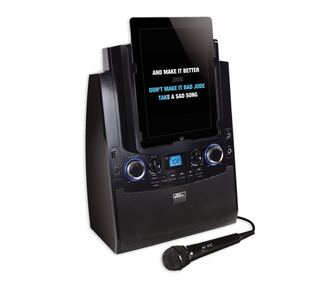 iOS Karaoke Machine