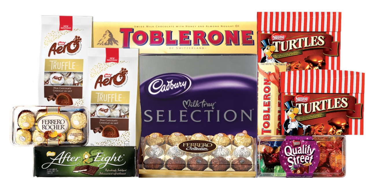 Choice Chocolates