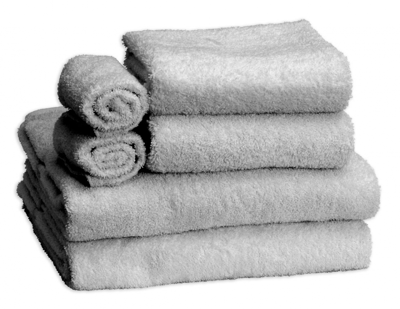 Allure Towel Set Grey