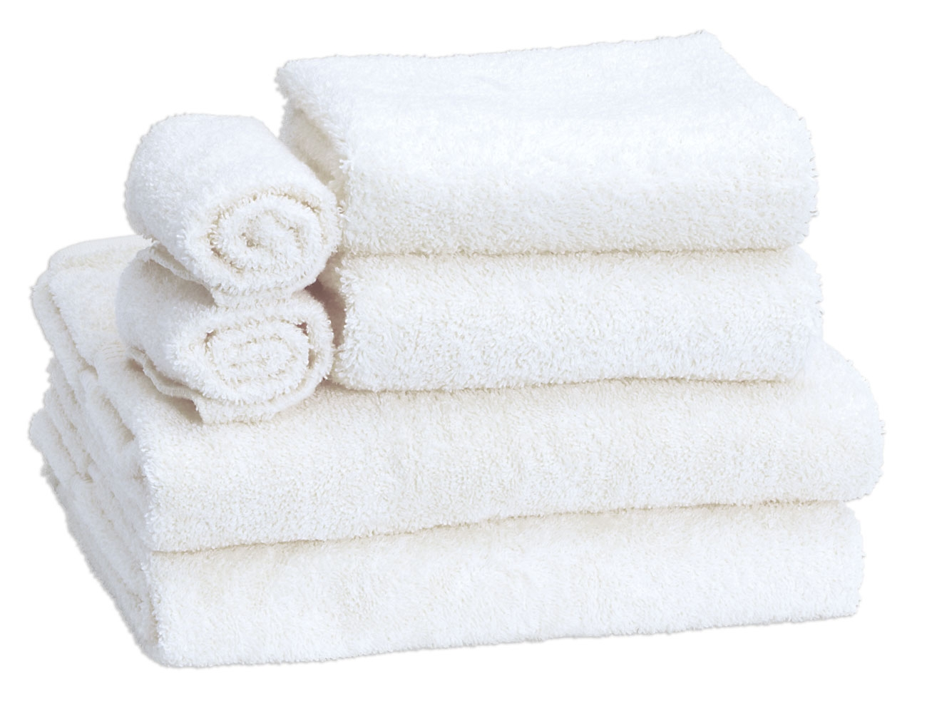 Allure Towel Set White