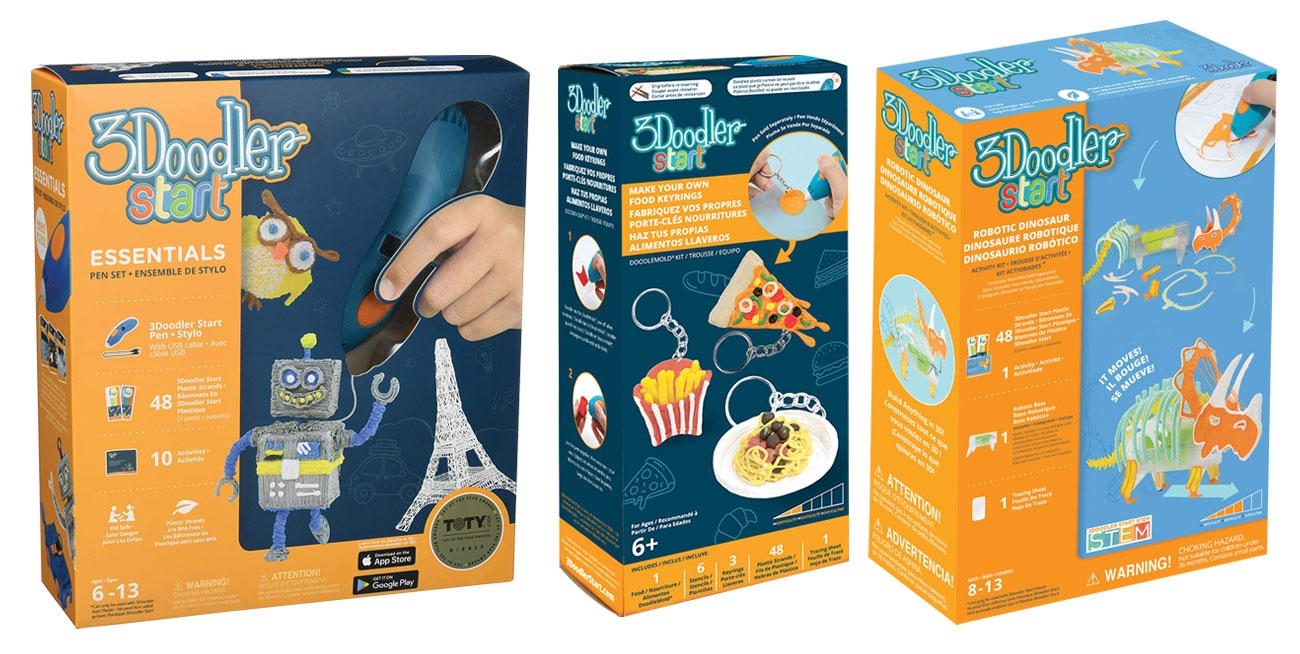 3Doodler 3D Art Set