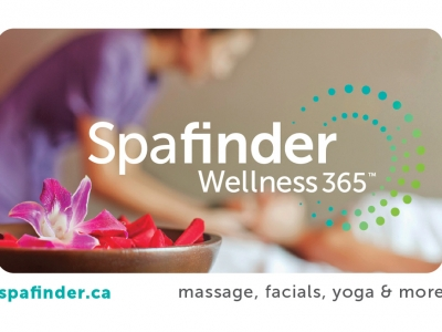 Spa Finder Wellness $50