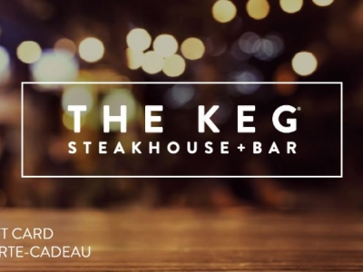 The Keg Gift Card $25