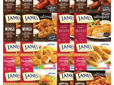 Janes Chicken (Faves)