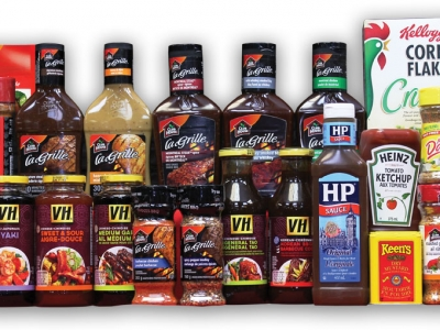 Sauces, Marinades & Spices