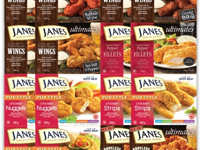 Janes Chicken Lovers