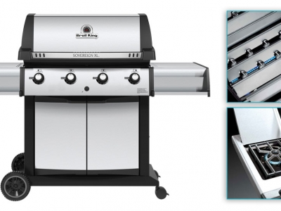 Broil King Sovereign XLS20 Natural Gas