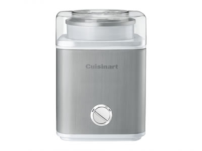 Cuisinart Pure Indulgence Frozen Yogurt/Ice Cream Maker & Bags