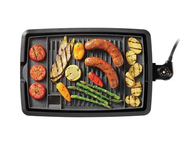 The Rock Indoor Smokeless Grill