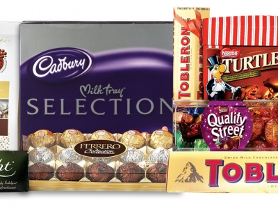 Choice Chocolates - (Fav)