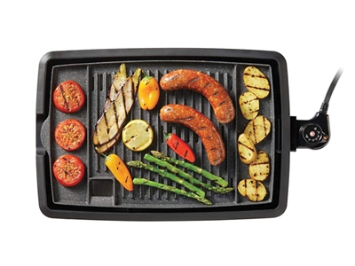 The Rock Indoor Smokeless Grill - (Fav)