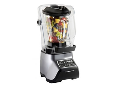Hamilton Beach Quiet Shield Blender with Personal Blending Jar