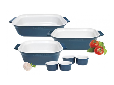 Cuisinart Classic Collection Ceramic Bakeware