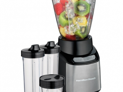 Hamilton Beach Compact Blender/Chopper