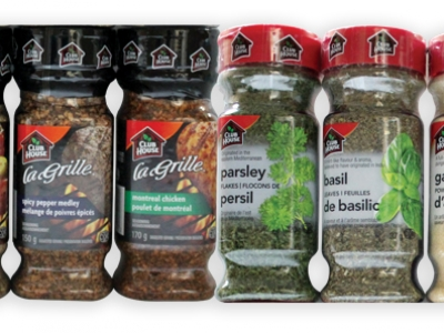 Top Up - McCormick Spices