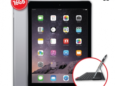 iPad Air 2 16GB with Air Folio