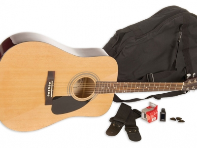 Ensemble de guitare acoustique de Fender