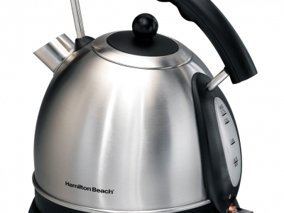 Hamilton Beach Stainless Steel Cordless Kettle