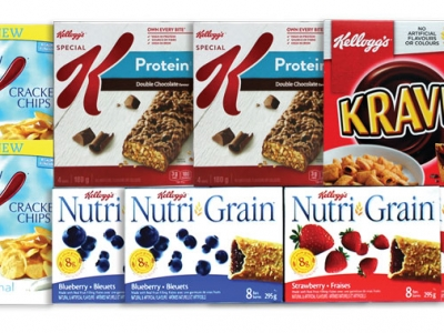 Mix & Match Brand Kellogg's