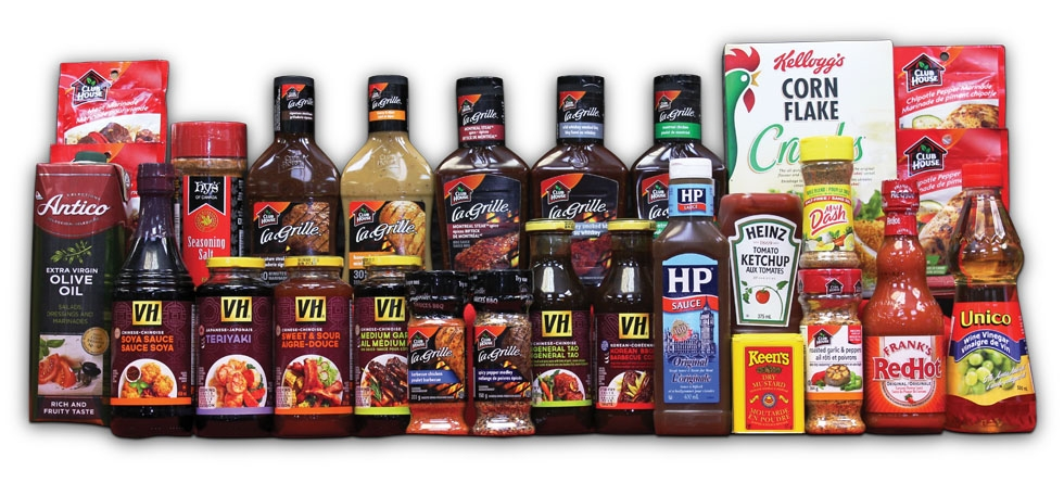 Sauces, Marinades and More