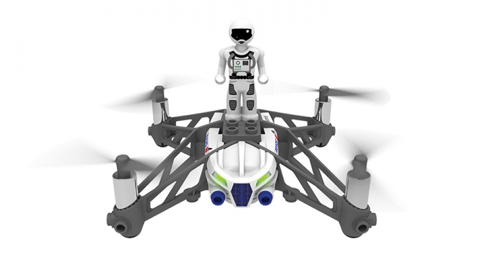 Parrot Airborne Cargo Drone with Camera